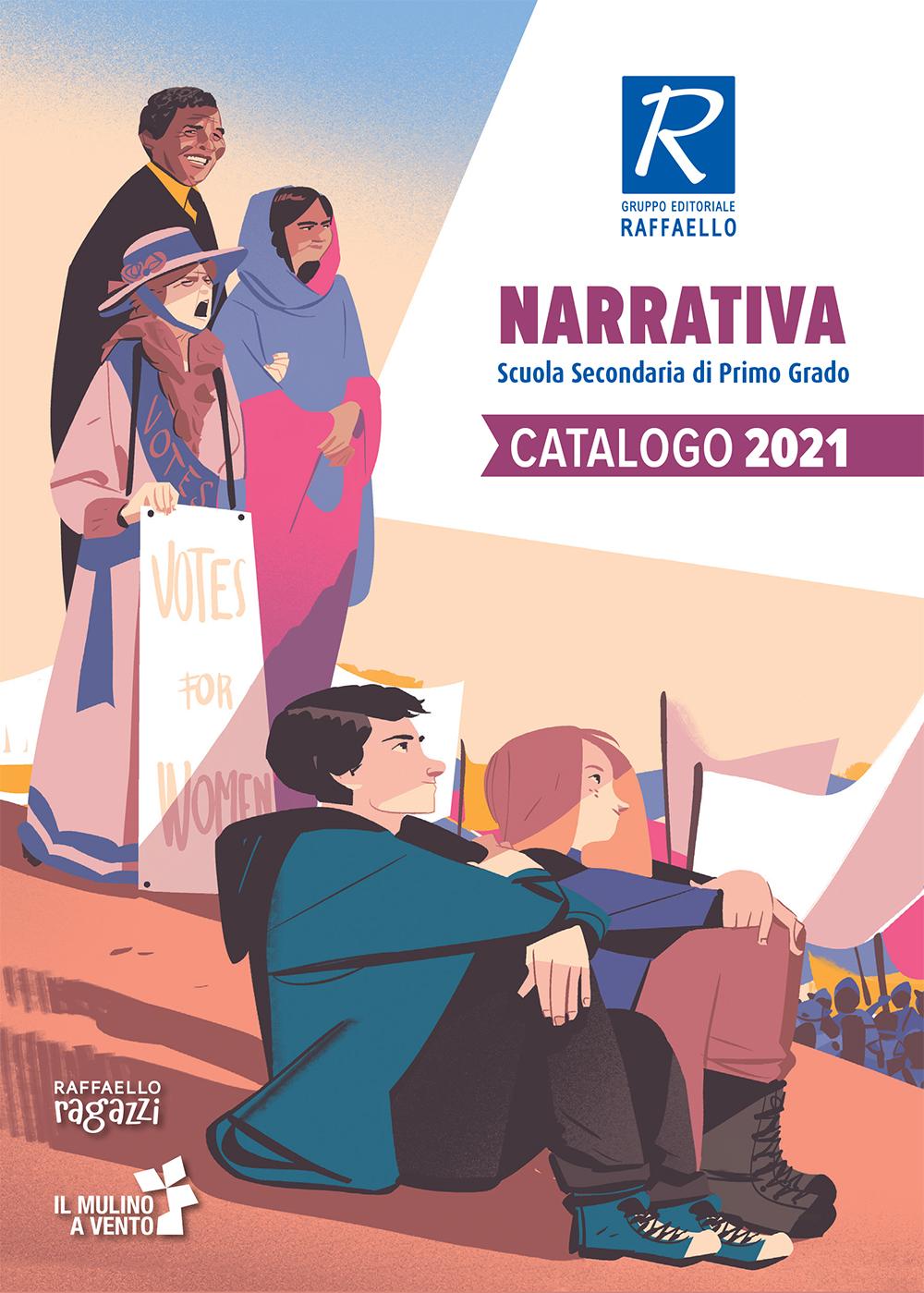 Narrativa Scuola Secondaria 2021 - Il Mulino a Vento