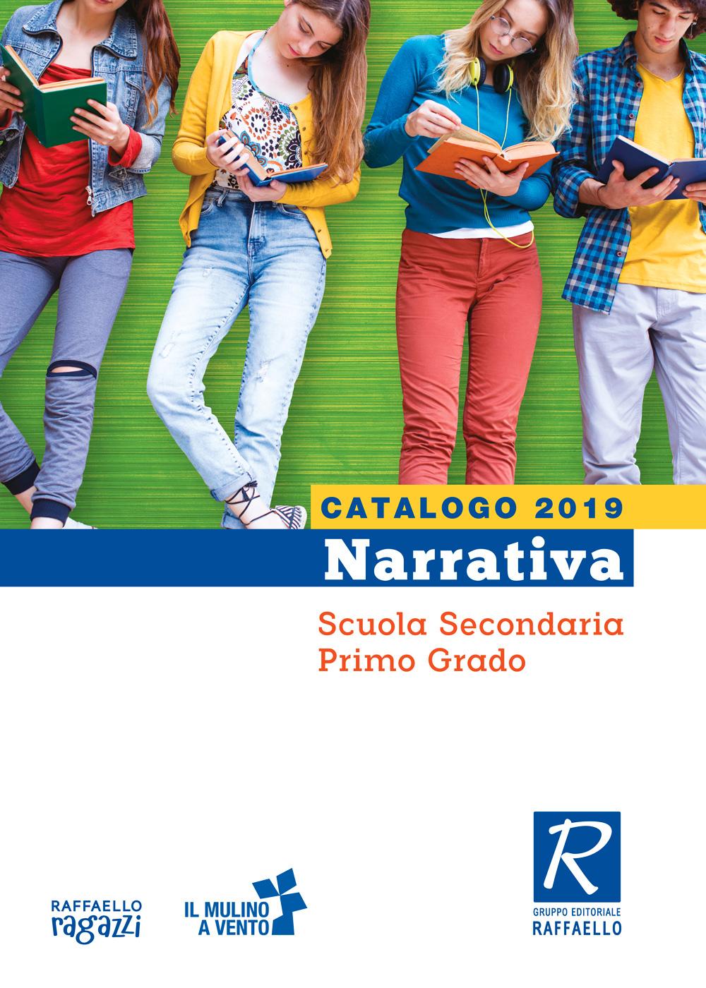 Narrativa Scuola Secondaria 2019 - Il Mulino a Vento