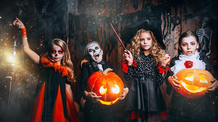 Il racconto di paura - Halloween